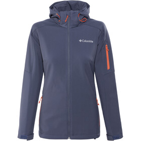 Columbia Cascade Ridge Soft Shell Jacket Women Nocturnal
